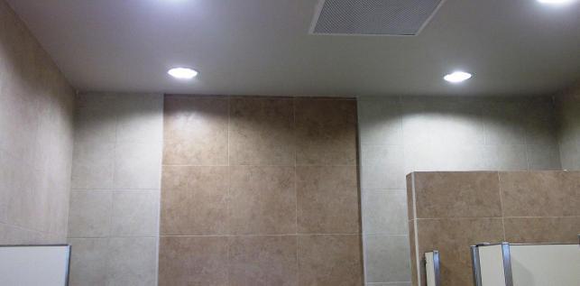 Azulejo, Plafon, Iluminacion