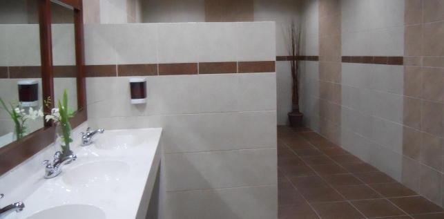 Baños Maquiladora