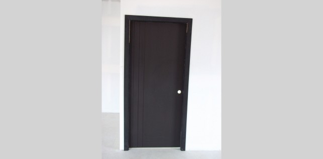 Puerta Minimalista