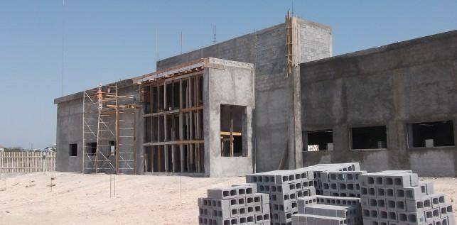 Muros de Block de Concreto