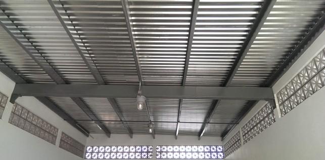 Estructura Interior, Iluminación a Prueba de Explosión