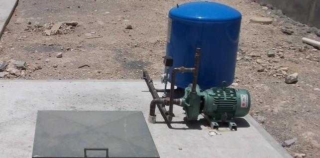 Hidroneumatico y Cisterna