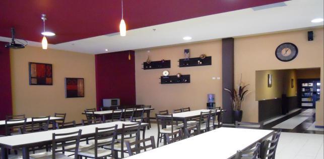 Diseño y Elaboración de Plafones en Cafetería