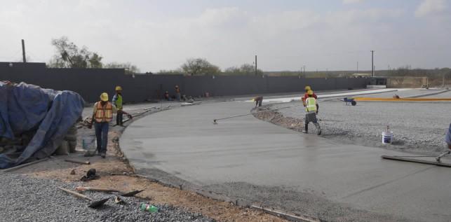 Concreto hidráulico