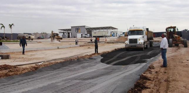 Proceso de concreto hidráulico